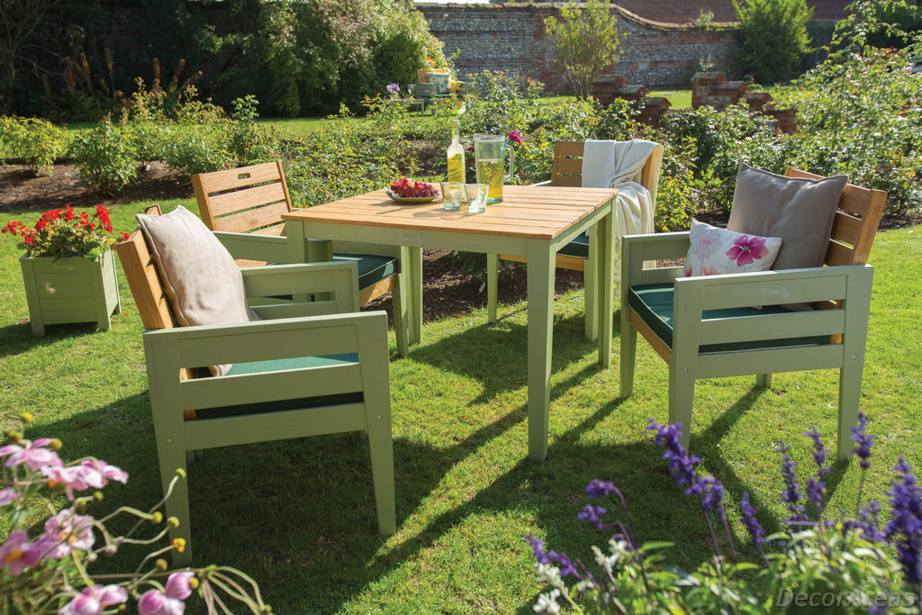 Green Garden Furniture