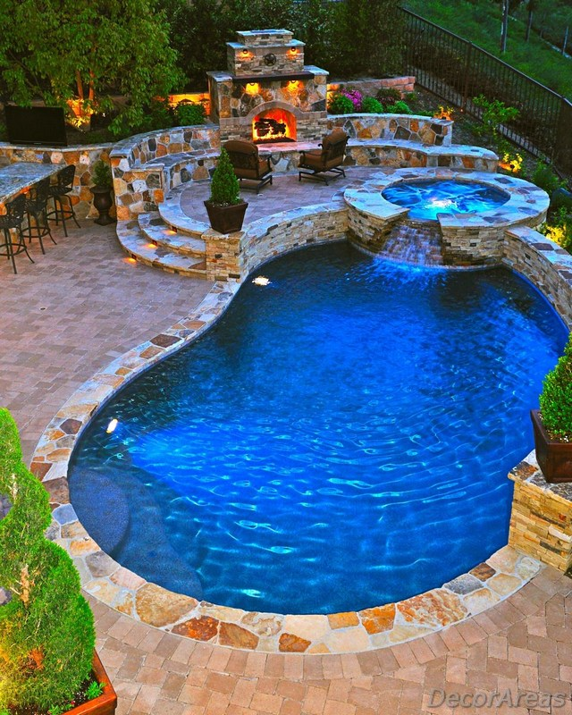 In Ground Pool Design