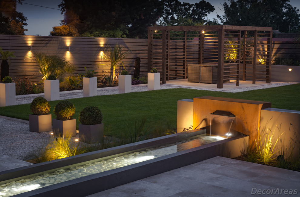 Lighting ideas for the garden