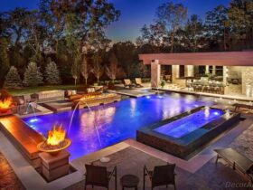 Luxury Backyard Pool Designs