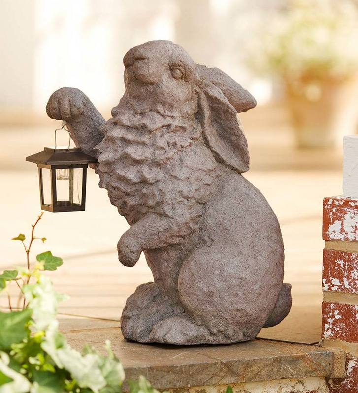 Rabbit Ornaments For Garden