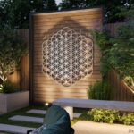 Outdoor Metal Art For Wall