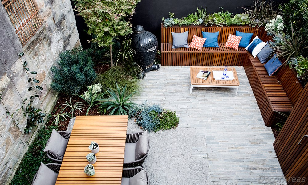Small Furniture for Small Garden