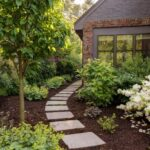 Square Walkways For The Garden