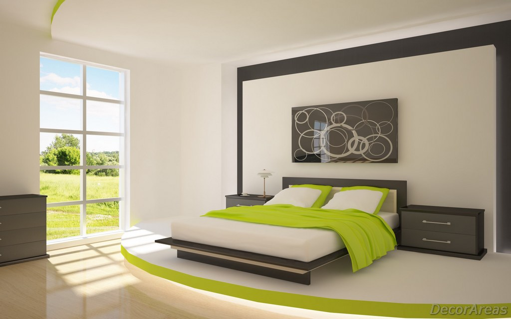 Colors You Can Choose in the Bedroom