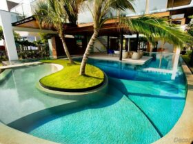 Swimming Pool Modern Design