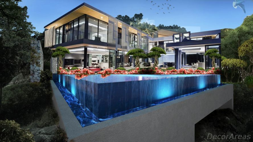 Ultra Luxury Swimming Pool