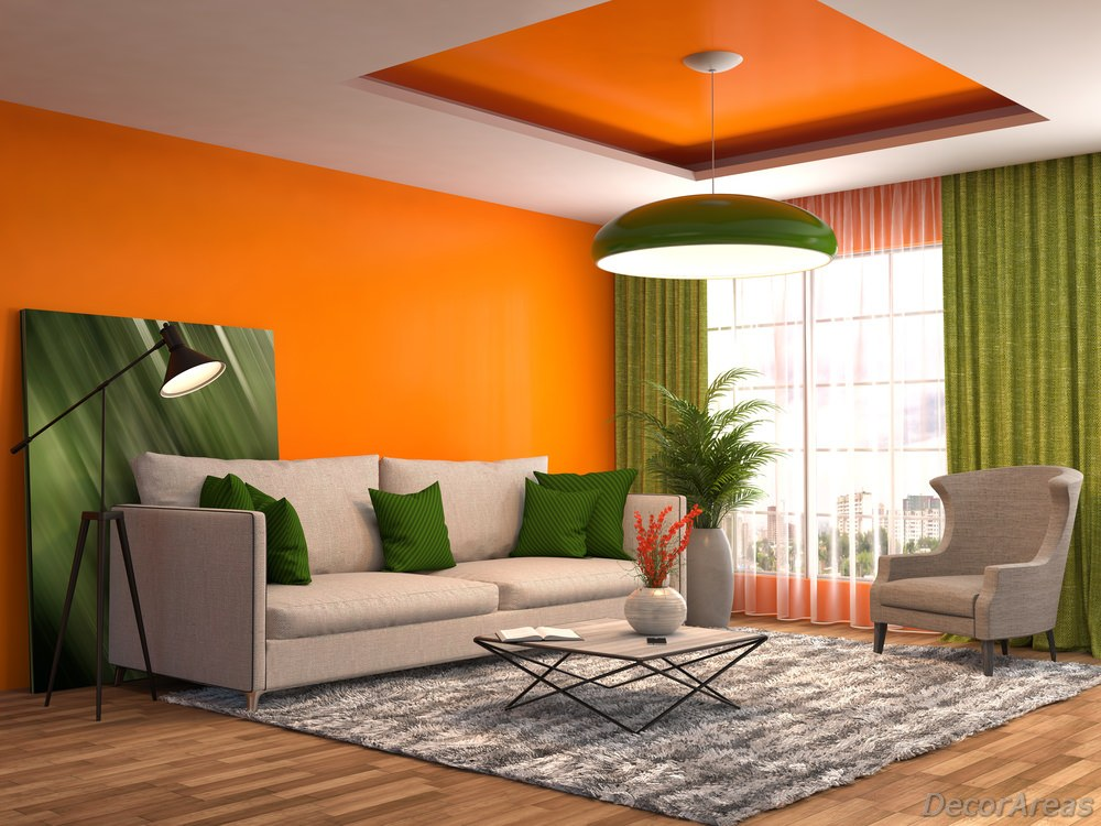 New Color Of 2021 For Living Room