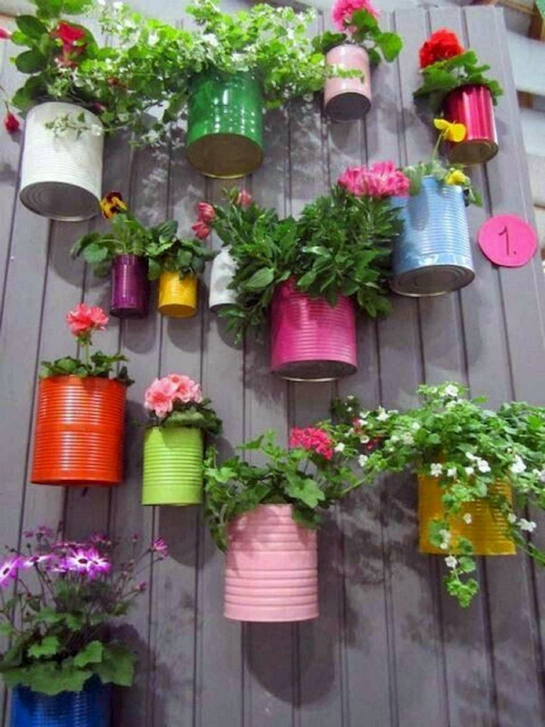 Spring Decorations for the Garden