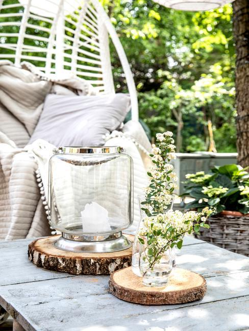 Glass Ornaments for Spring Garden Decoration