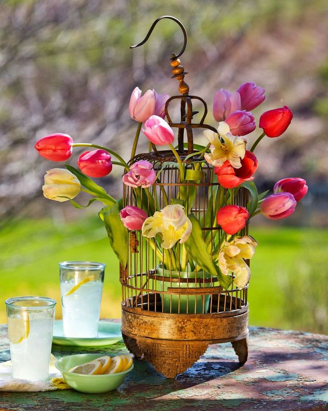 Beautiful Garden Decorations for Spring