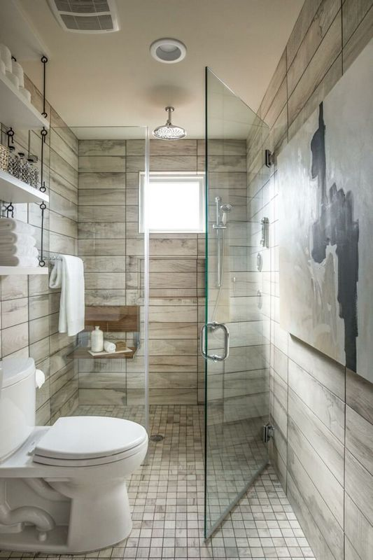 Amazing Pictures for the Small Bathroom