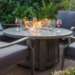 Best Fire Pit Dining Table Set