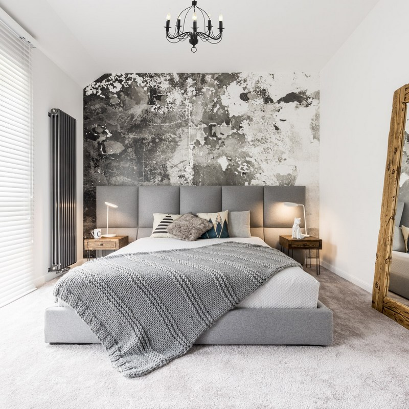Charming But Cheap Bedroom
