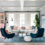 Color Harmony in the Living Room