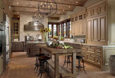 French Design Kitchen Cabinets