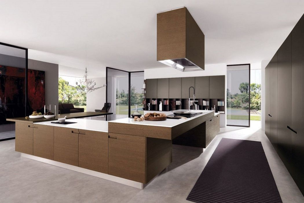 Great Design for Large Kitchens
