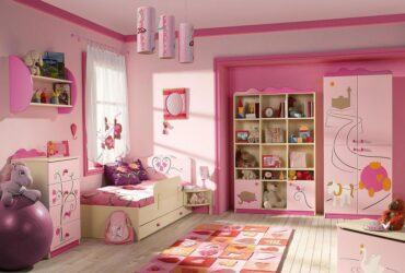 Kids Girls Bedroom Decor