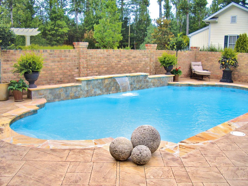 Large Built In Pool Ideas