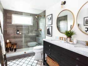 Luxury Small Master Bathroom