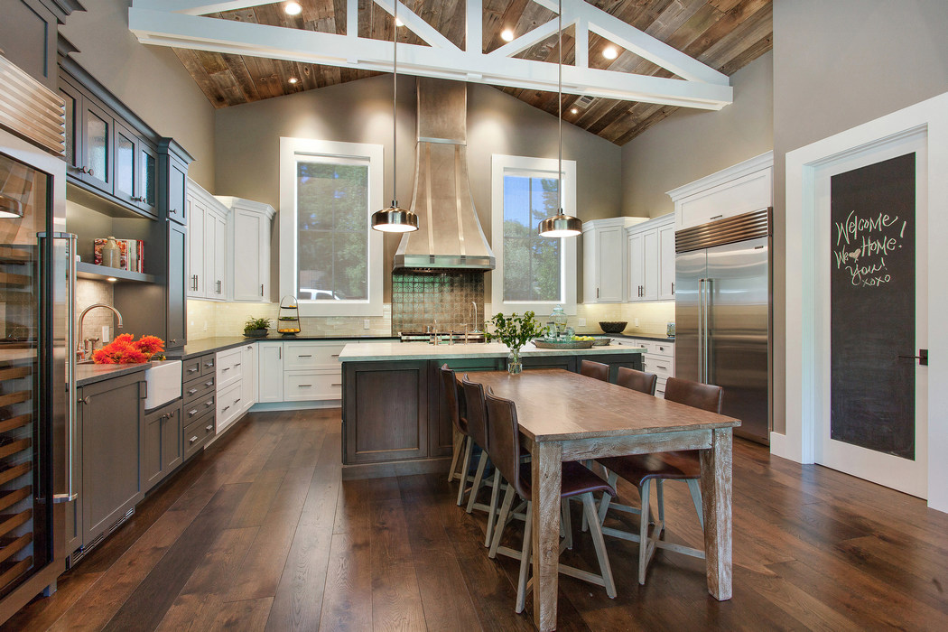 Ranch Style Great Kitchen