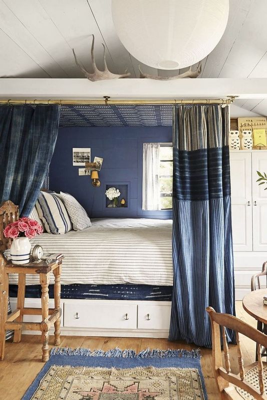 Shaping the Bedroom Easily