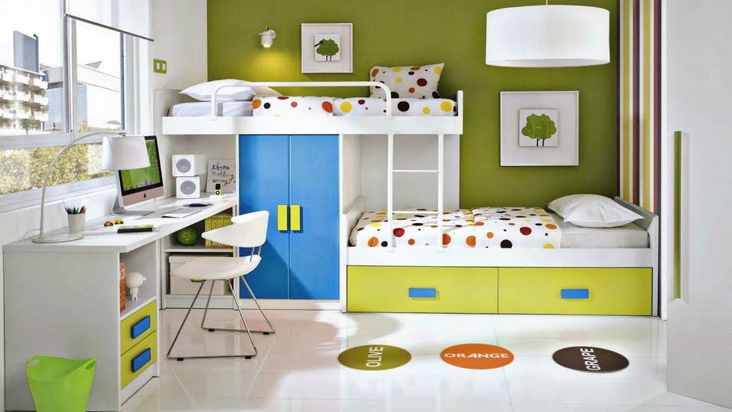 The Most Beautiful Boys Rooms