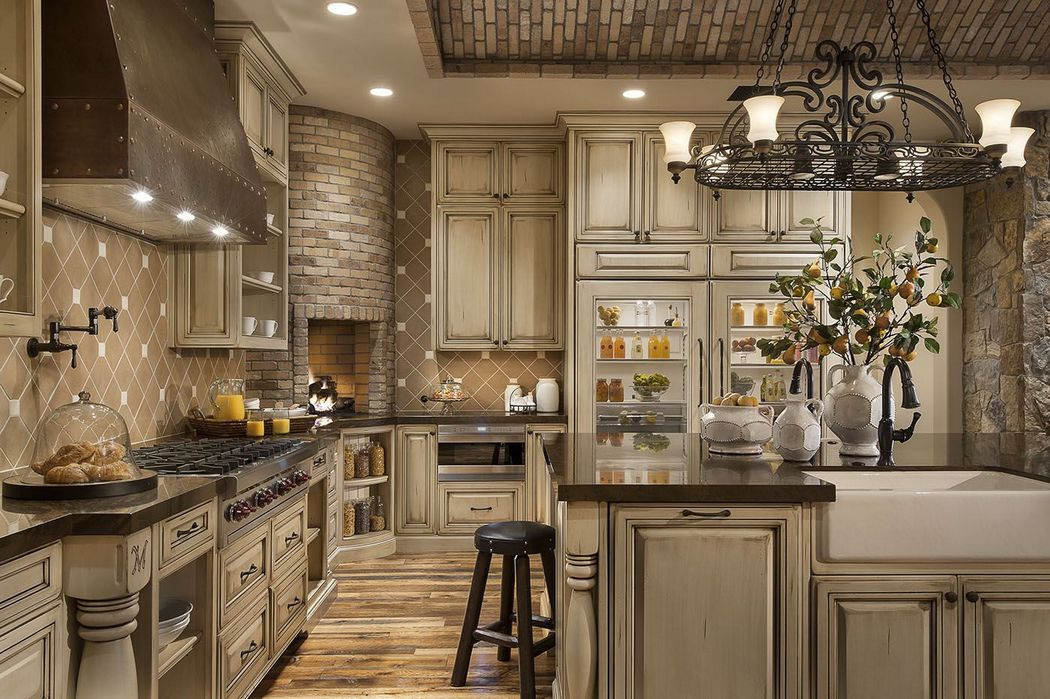 What Do You Say To A Rustic And Antique Style