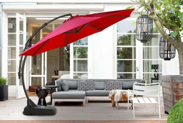 Best Umbrella and Parasol Ideas for Small Gardens